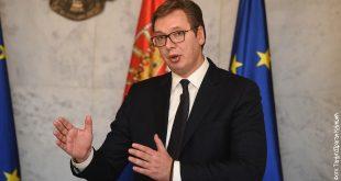 Вучић: Одлука о квотама за челик од виталног интереса за Србију