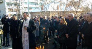 K. Митровица: Једногодишњи помен убијеном Оливеру Ивановићу