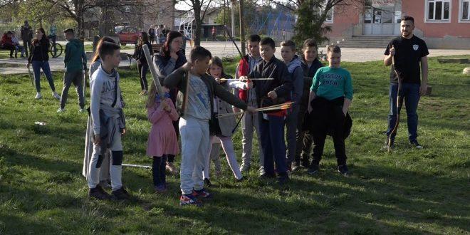 """""""Средњи век за децу"""" у Грачаници за новосадске ученике и децу домаћине"""