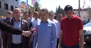 Срби са КиМ:Државотворна политика председника Србије , једина је којој верујемо