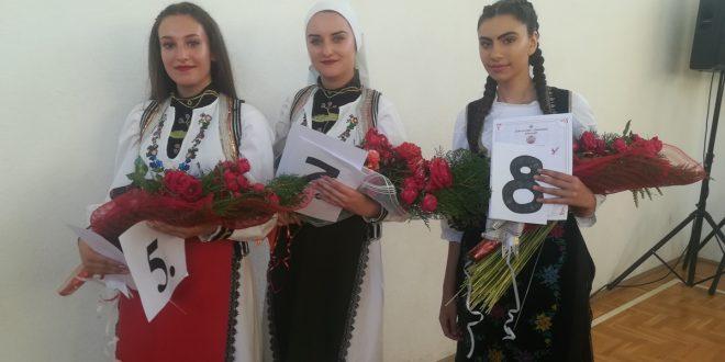 Анастасија Гачић – Победница Избора за Косовку девојку општине Косово Поље