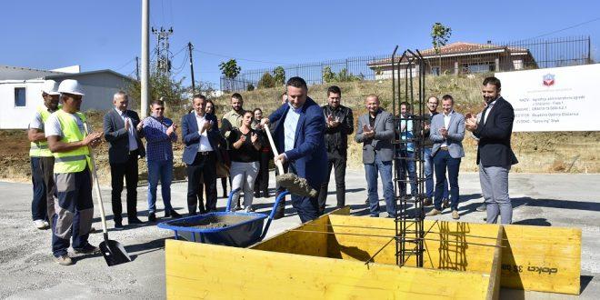 Почела изградња нове адмнистративне зграде