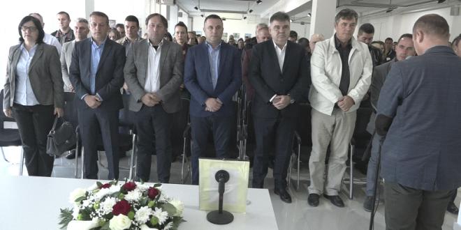 У Грачаници одржана комеморација поводом смрти др Небојше Миловановића