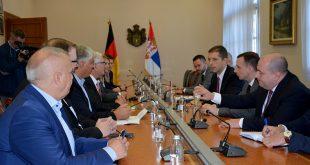 Ђурић са посланицима немачког Бунденстага o ситуацију на КиМ
