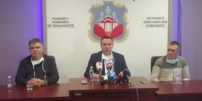 Грачаница:Епидемиолошка ситуација на централном Космету под контролом