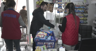Грачаница: Продавнице снабдевене, великих гужви нема