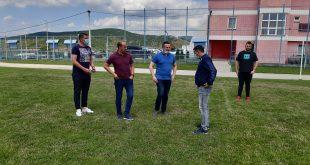 Генерални секретар ССС Горан Маринковић у посети Грачаници