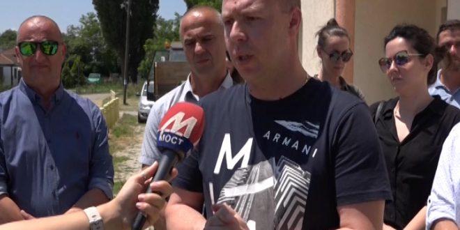 """Прве акције новоформираног комуналног предузећа """"Екологија"""" у Грачаници"""