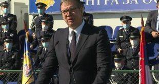 Вучић: Настављамо преговоре са Приштином под окриљем ЕУ у најбољој вери