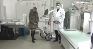 Клиничко-болничком центру Приштина-Грачаница уручен рентген апарат