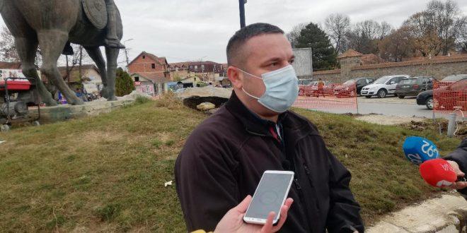Срђан Поповић: Починиоци инцидента у Грачаници морају бити пронађени