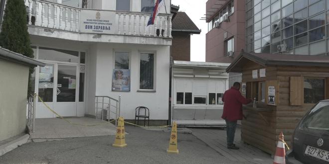 Пораст броја ковид пацијената у Грачаници, здравствене установе функционишу