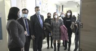 Дониран рендген апарат Дому здраваља у Грачаници