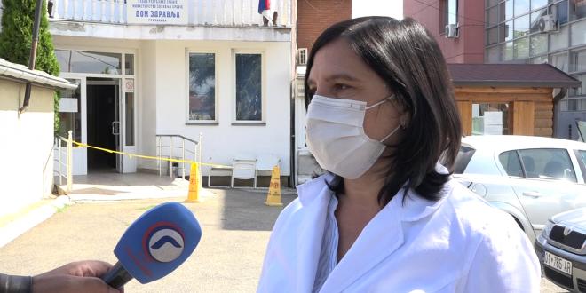 У Грачаници протеклих дана повећан број прегледа у ковид амбуланти
