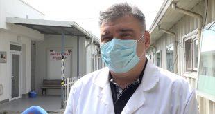 Лазић: Епидемиолошка ситуација неповољна, клиничка слика и код млађих пацијената јако озбиљна